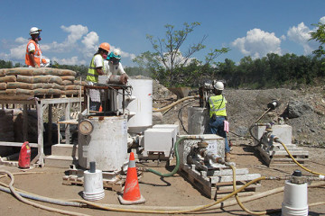 Equipment Customization for Cement Grouting