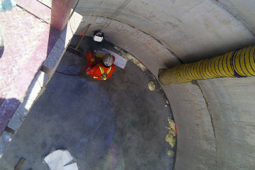 Tunnel Decommissioning